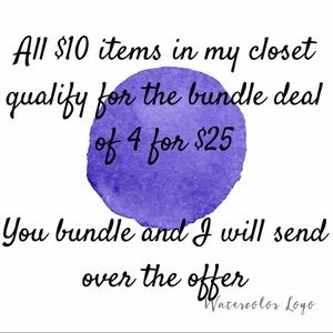 Accessories - 5 ($10) for $25 What A Deal